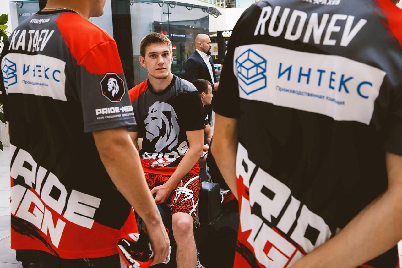 Компания «ИНТЕКС» выступила партнером на Международном турнире лиги NGL по ММА