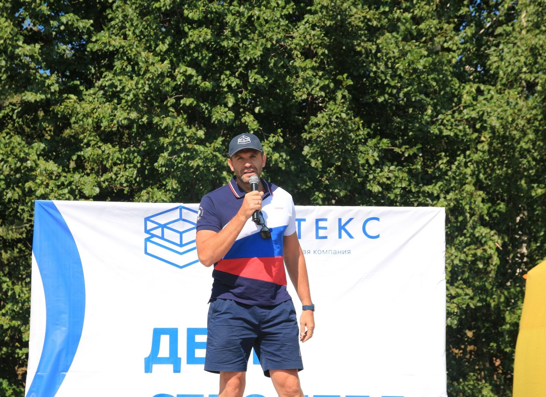 8 августа сотрудники компании «ИНТЕКС» отмечали День строителя