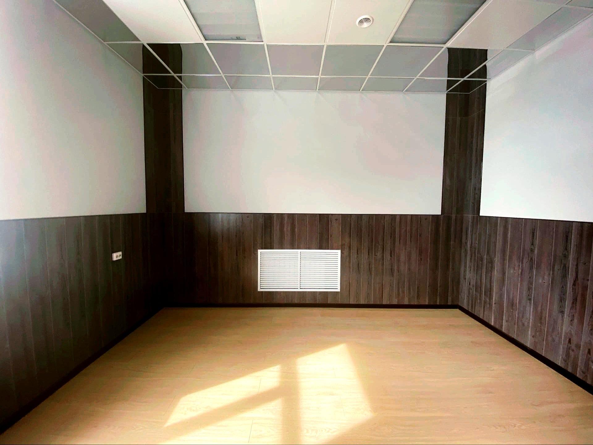 Банкетный зал, «ММК-Индустриальный парк», отделочные работы